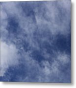 Clouds 5 Metal Print