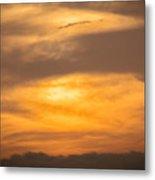 Clouds Ahuachapan 2 Metal Print