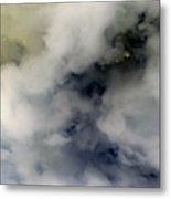 Clouds Before The Storm Metal Print