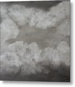 Clouds For Mary Beth Metal Print
