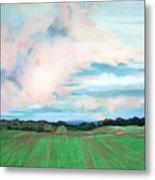 Clouds I Metal Print by Lucinda  Hansen