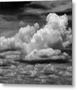 Clouds I I Metal Print
