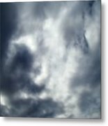 Clouds Seven Metal Print