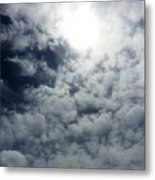 Heaven's Eye Metal Print