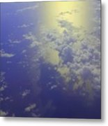 Clouds Metal Print
