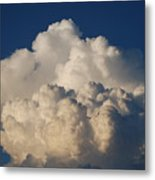 Cloudy Day Metal Print