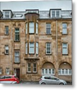 Clydebank Former Fire Station Building Metal Print