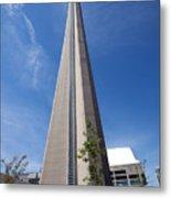 Cn Tower Toronto Ontario Metal Print