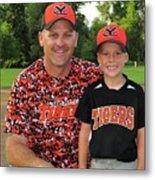Coach Sodorff And Cody 9740 Metal Print