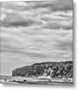 Coast - Gone Fishing Metal Print
