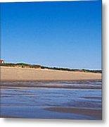 Coast Guard Beach Cape Cod National Metal Print
