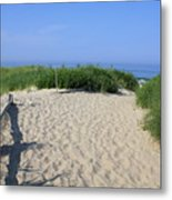 Coast Guard Beach Ccns Metal Print