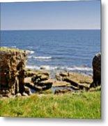 Coast. Seascape 1. Metal Print
