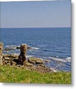 Coast. Seascape 3. Metal Print