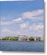 Coastal Area Of Charleston Metal Print