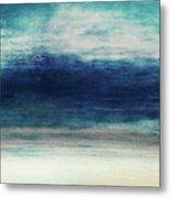 Coastal Escape 2- Art By Linda Woods Metal Print