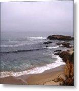 Coastal Scene 5 Metal Print