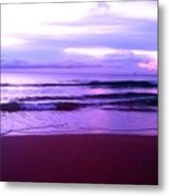 Coastal Sunrise 1 Metal Print