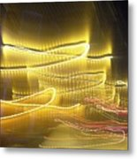 Coaster Of Lights Two Metal Print