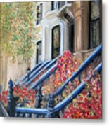 Cobble Hill Metal Print