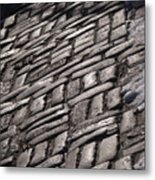 Cobble Stone Walk Metal Print