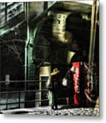Coca-cola Metal Print