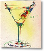 Cocktail #5 Metal Print