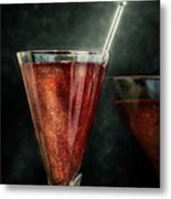 Cocktail Time Metal Print