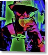 Cocktails Anyone Metal Print