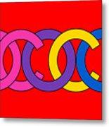 Coco Chanel-8 Metal Print