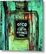 Coco Potion Metal Print