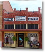 Coffee Anyone  Metal Print