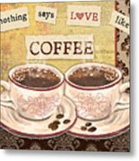 Coffee Love-jp3592 Metal Print