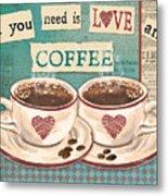 Coffee Love-jp3593 Metal Print