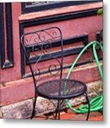 Jonesborough Tennessee - Coffee Shop Metal Print
