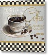 Coffee Shoppe 1 Metal Print