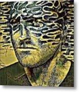Cognitive Distortions Metal Print
