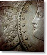 Coin Collector I Metal Print
