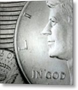 Coin Collector IIi Metal Print
