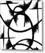 Colapse II Metal Print