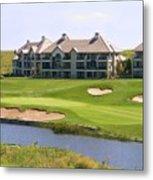 Colbert Hills Golf Course Metal Print
