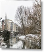 Colchester Reflections Metal Print