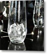 Cold Drinks Metal Print