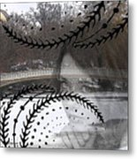 Cold Peace Metal Print