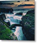 Cold Seas Metal Print