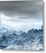 Cold Weather Environment Metal Print