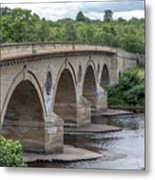 Coldstream Bridge 1807 Metal Print