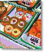 Coligny Donuts Metal Print