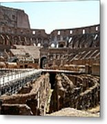 Coliseum 2 Metal Print