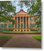 College Of Charleston Main Academic Building Metal Print